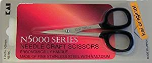 Kai 4 Needle Craft Scissors