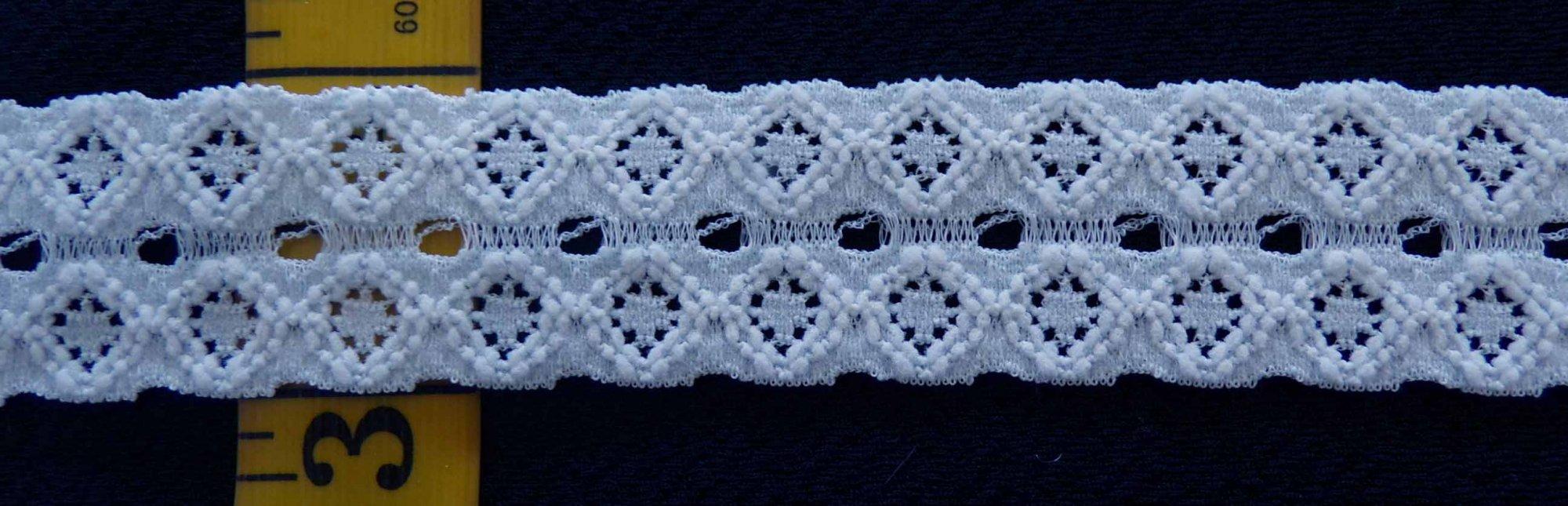 1 Light Blue stretch lace (LBSL1002)