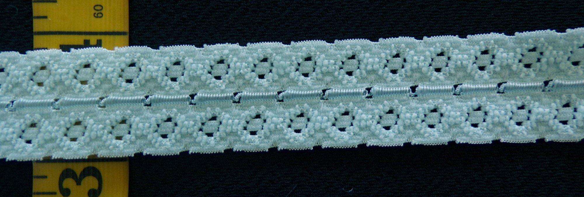 7/8 Light Blue Stretch lace (LBSL5504)