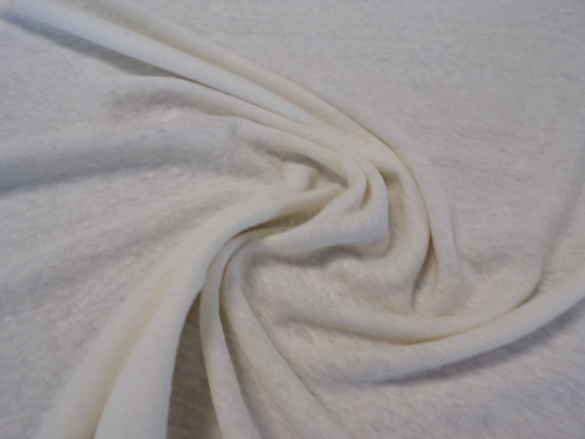 Linen Knit - White