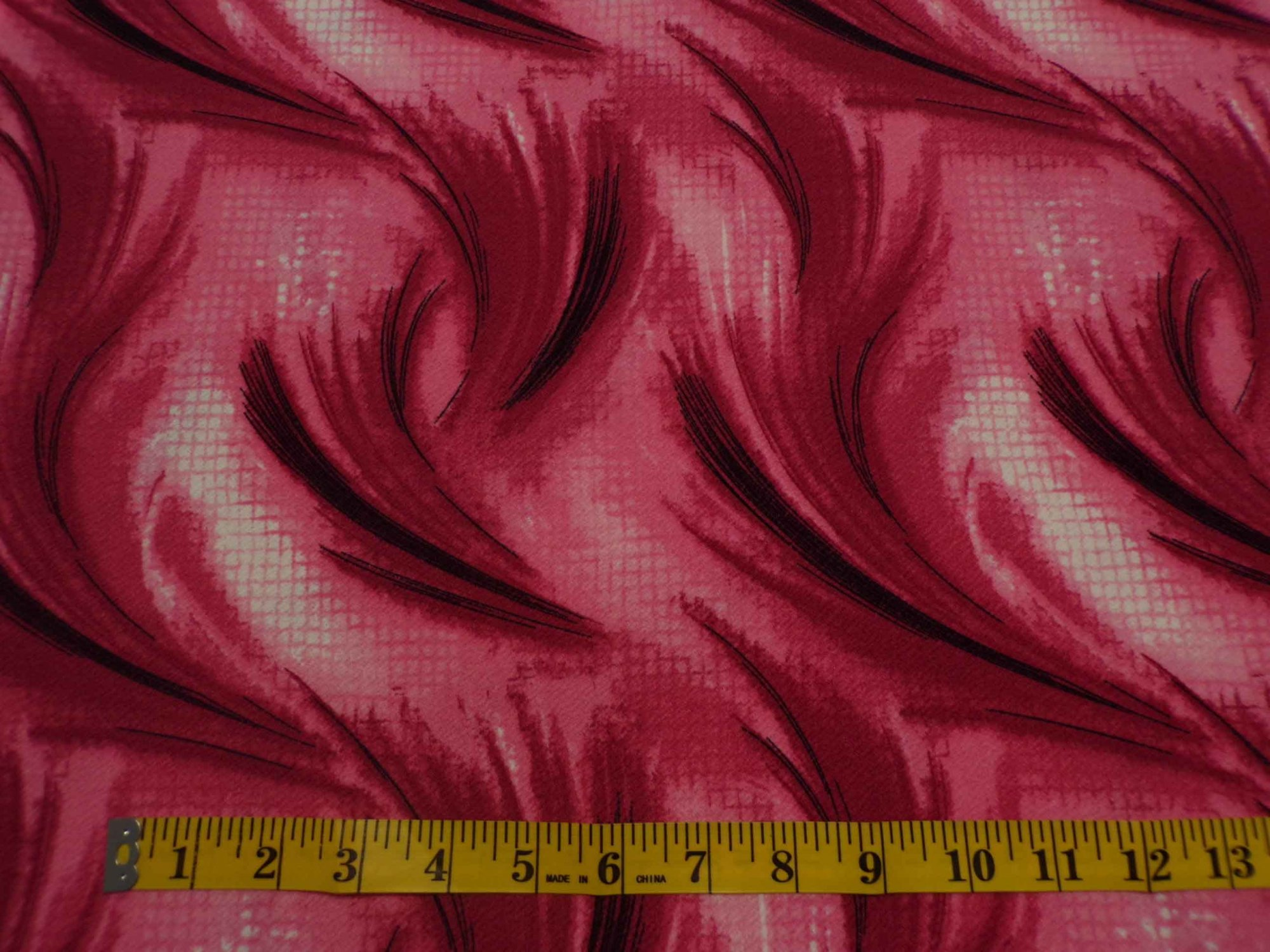 Liverpool Knit - Pink Swirl