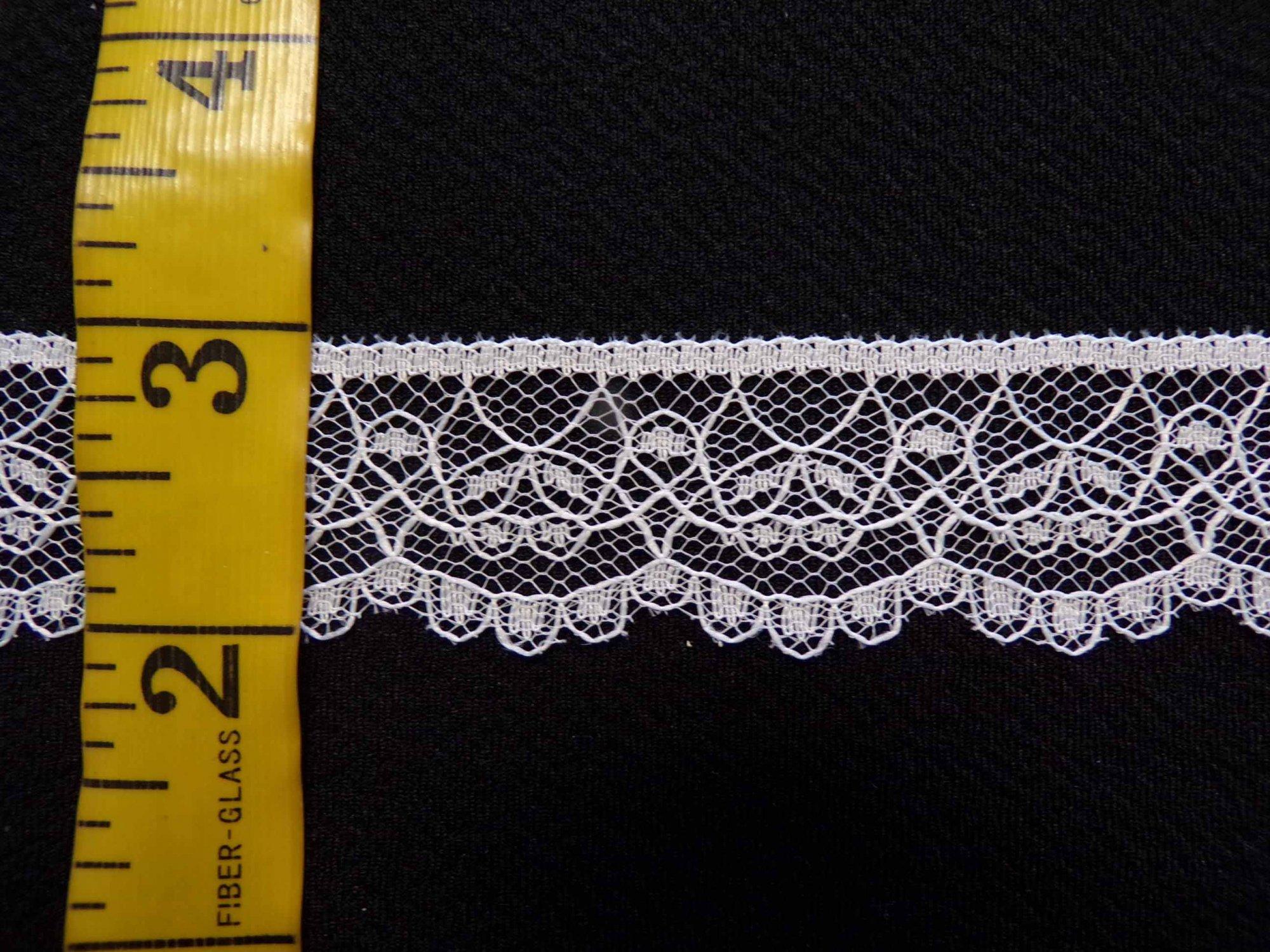 1  Rigid Lace - White