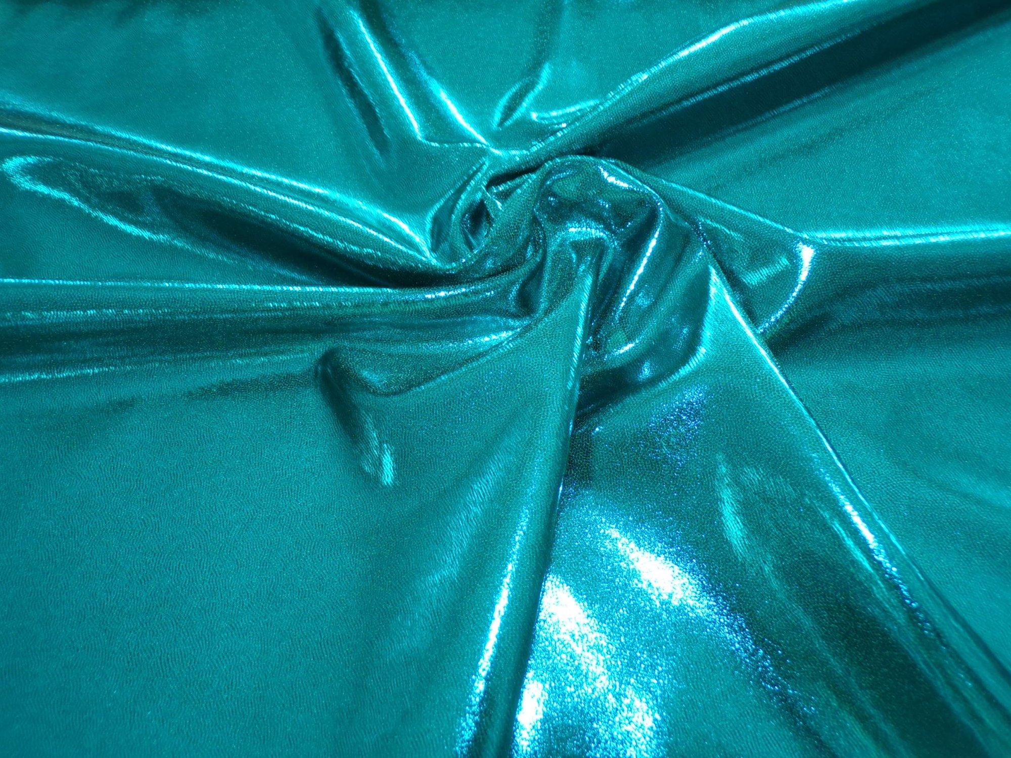 Turquoise Mystique Foil
