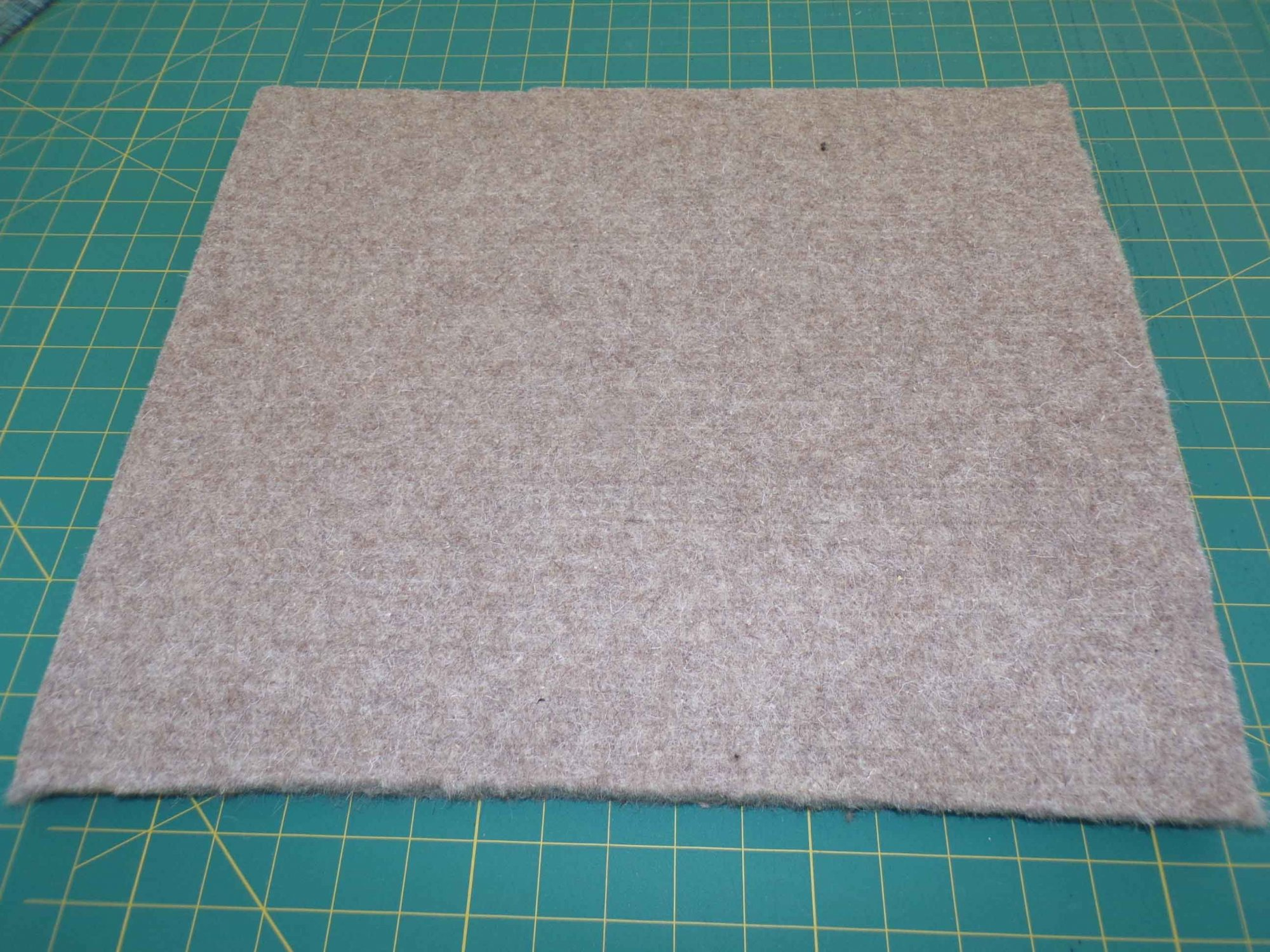 100% Wool Ironing Pad - 15 x 18