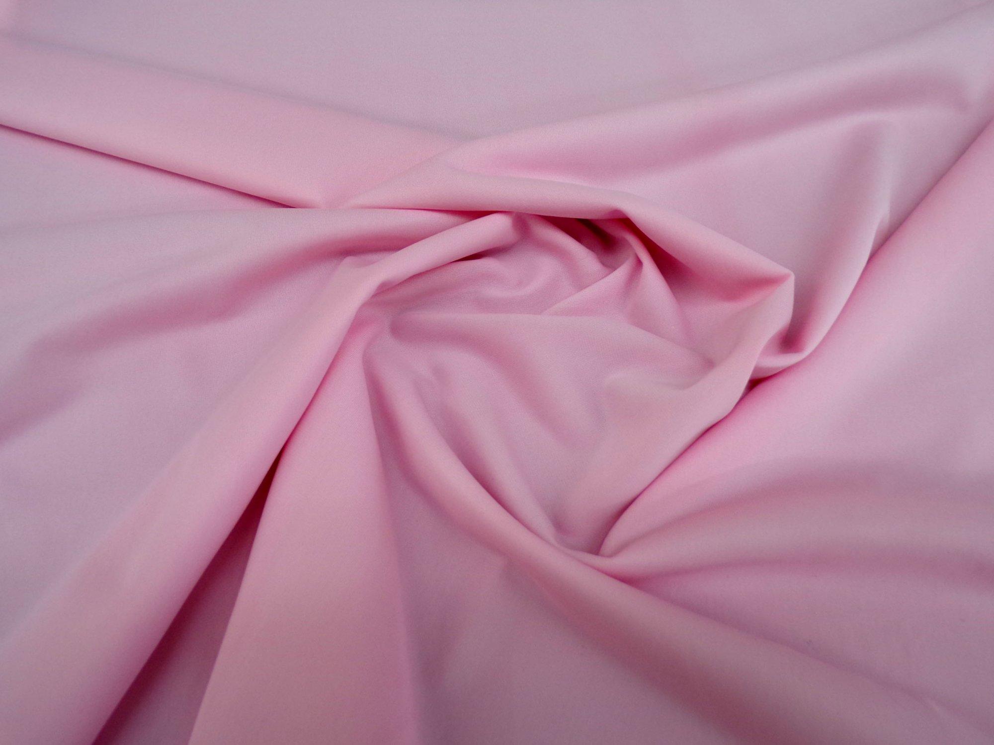 40 Denier Nylon Tricot - Petal Pink
