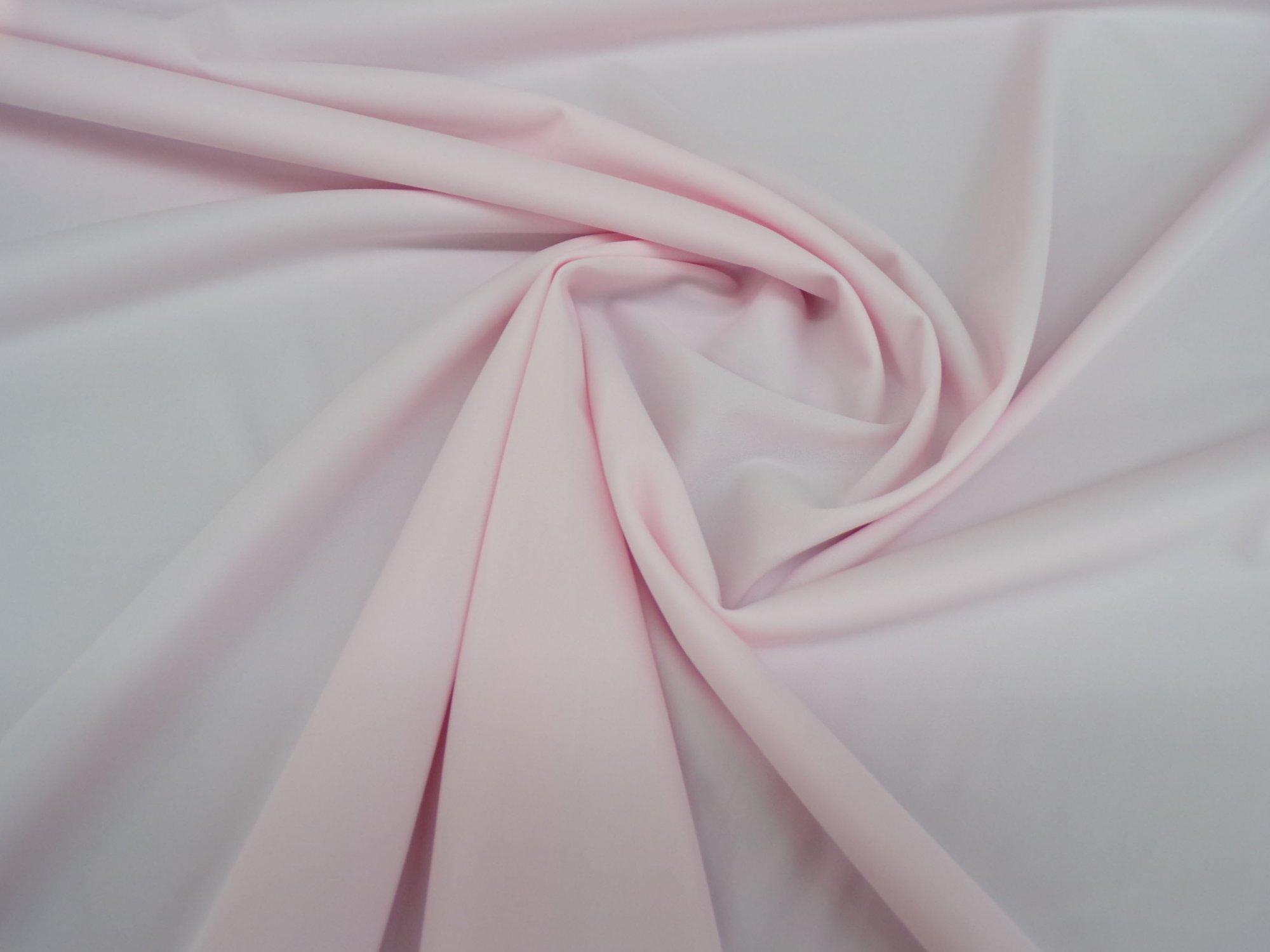 50 Denier Nylon Tricot - Pale Pink