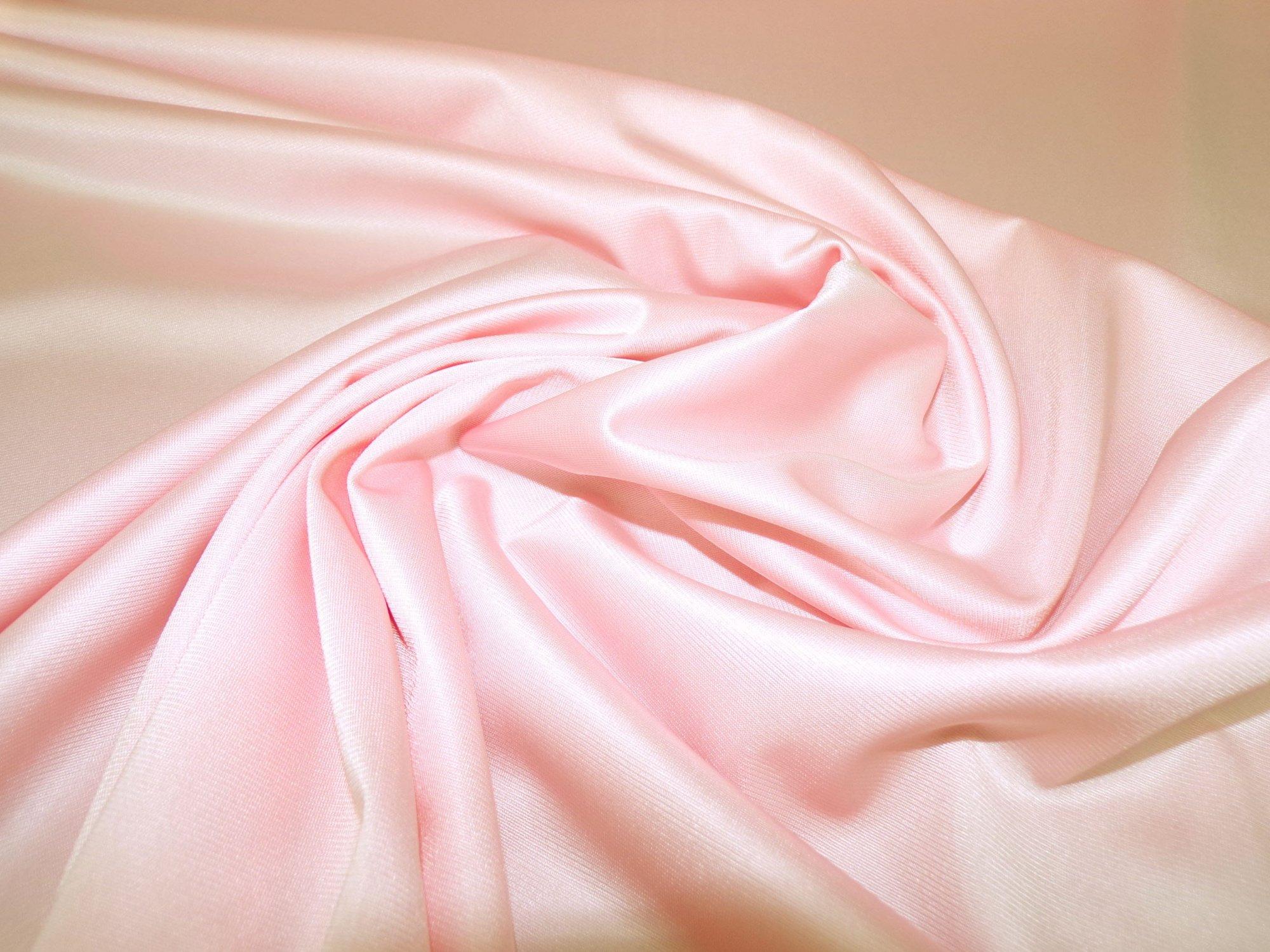 40 Denier Nylon Tricot - Peachy Pink