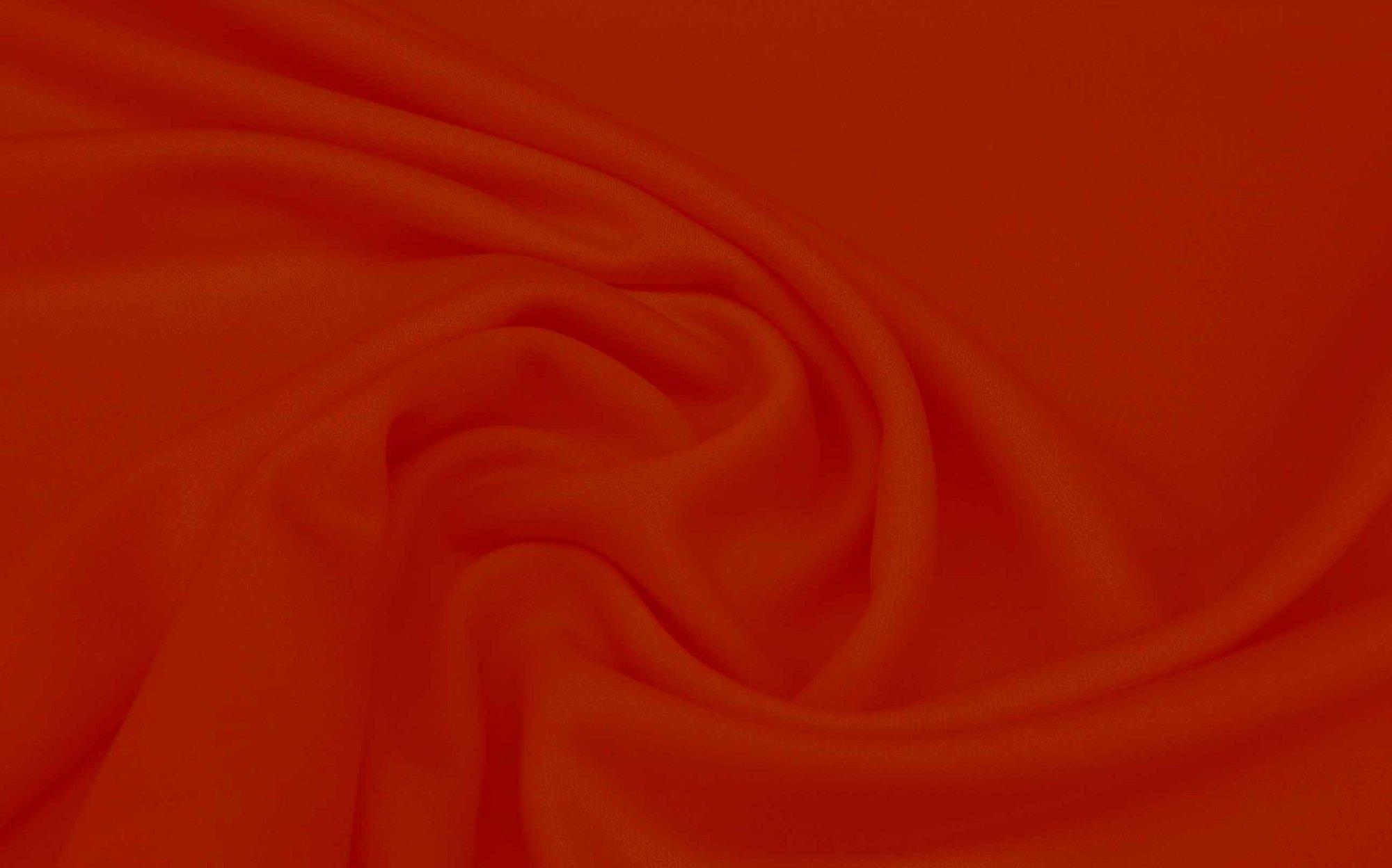 Orange Ponte (Scuba) Knit - 8 oz - 59in
