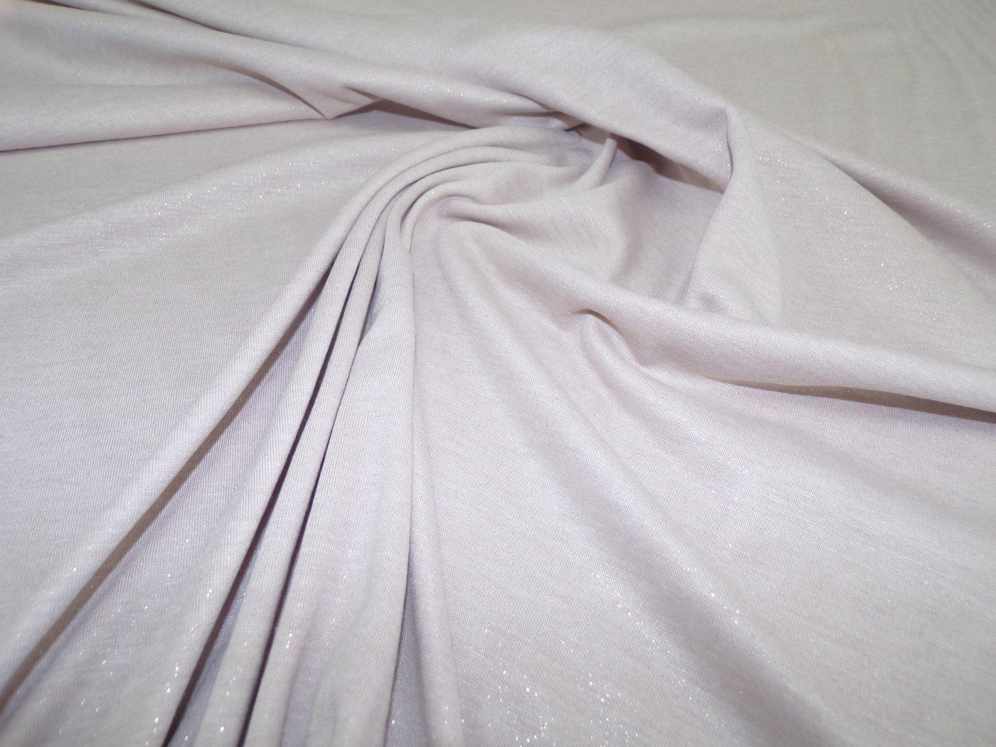 Jersey - Shimmer Beige