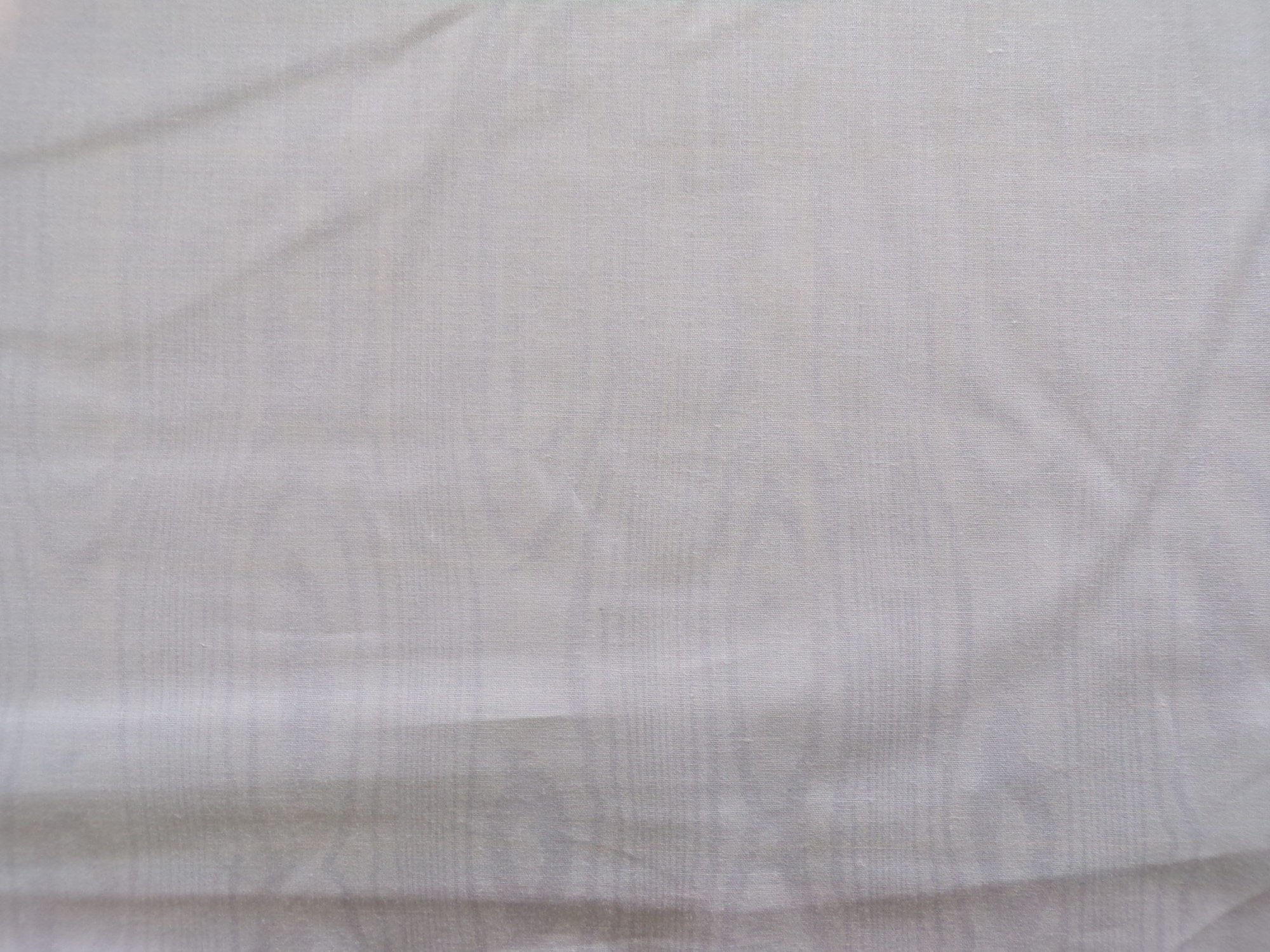 Watermarked Poplin - White
