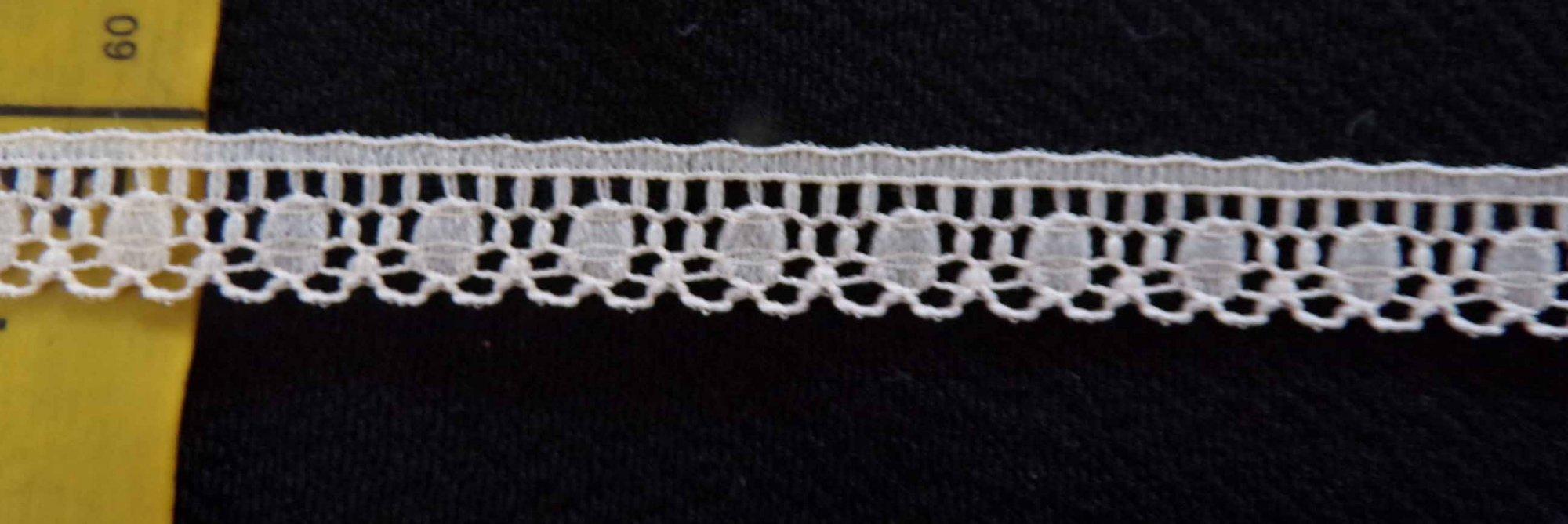 3/8 Rigid Lace - Beige