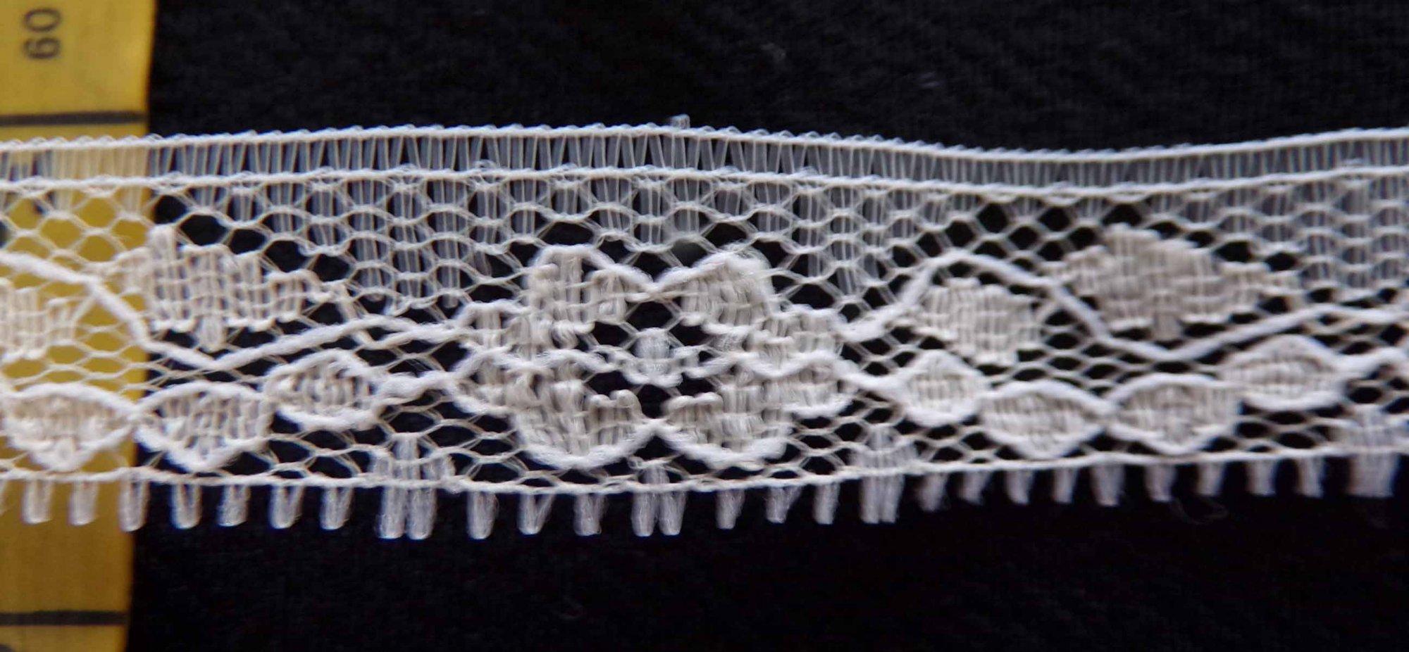 1/2 Rigid Lace - Cream