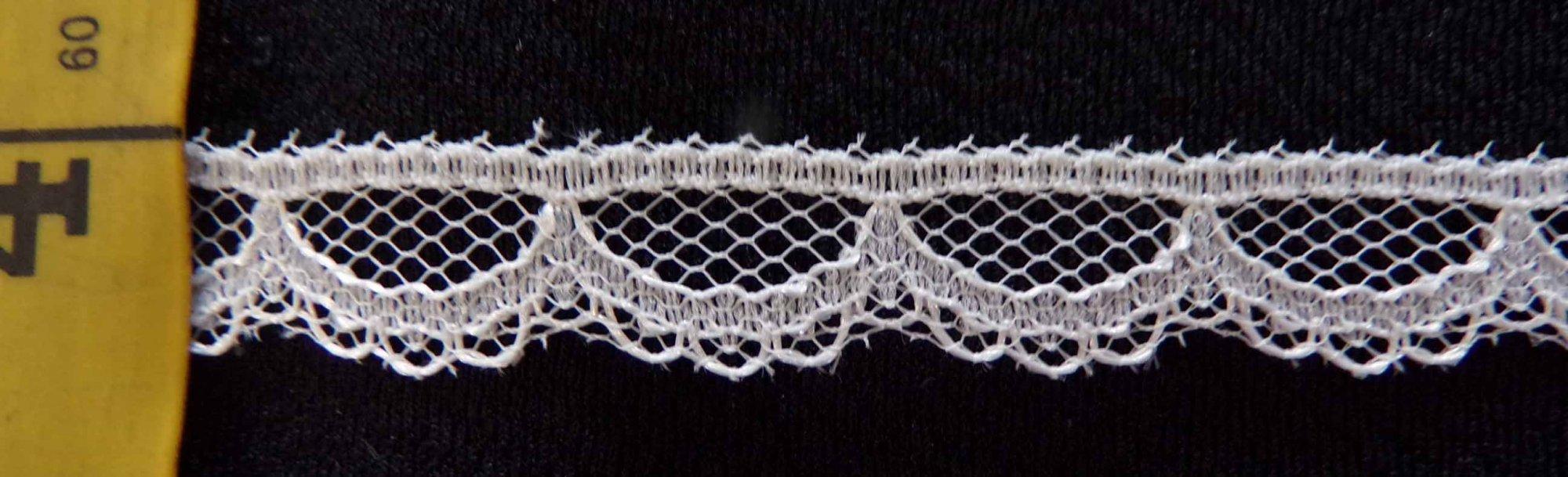 1/2 Rigid Lace - Ivory
