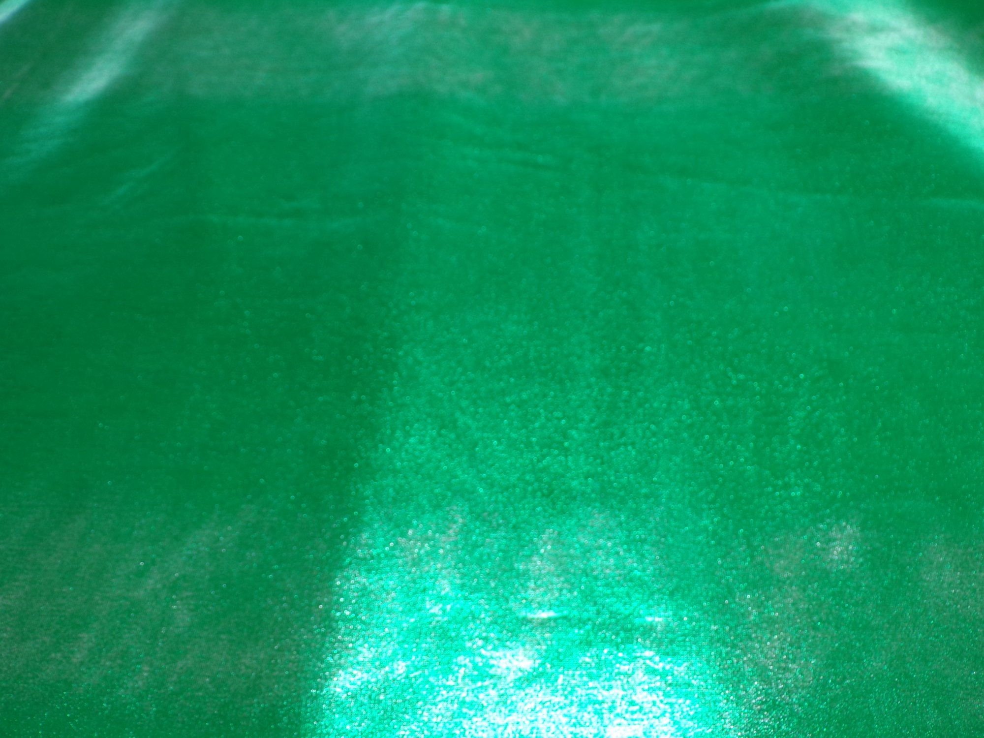 Spandex Foil - Kelly Green