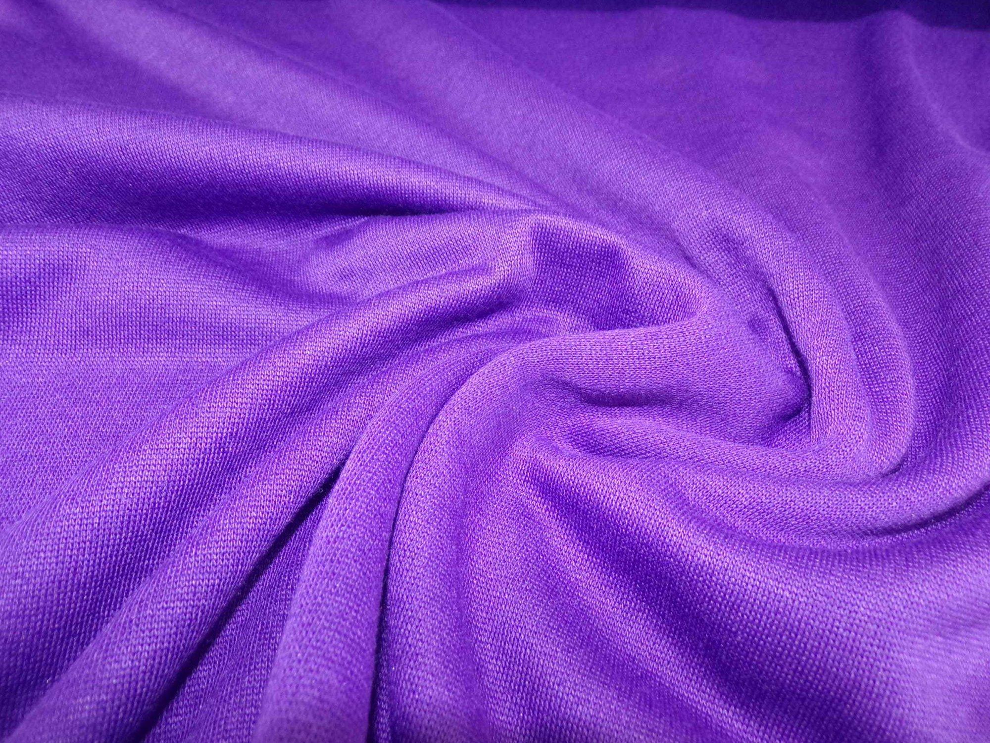 Royal Purple Sweatshirt Fleece