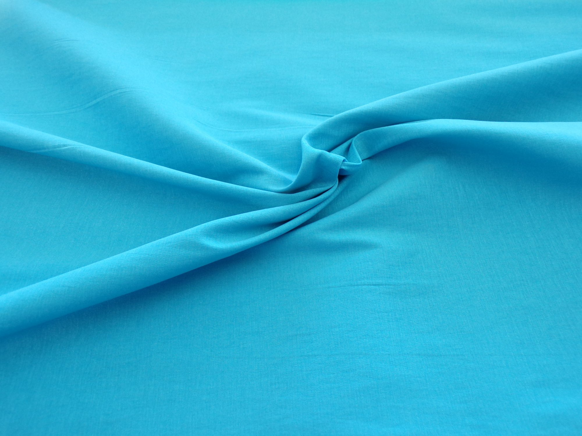 Stretch Taffeta - Turquoise