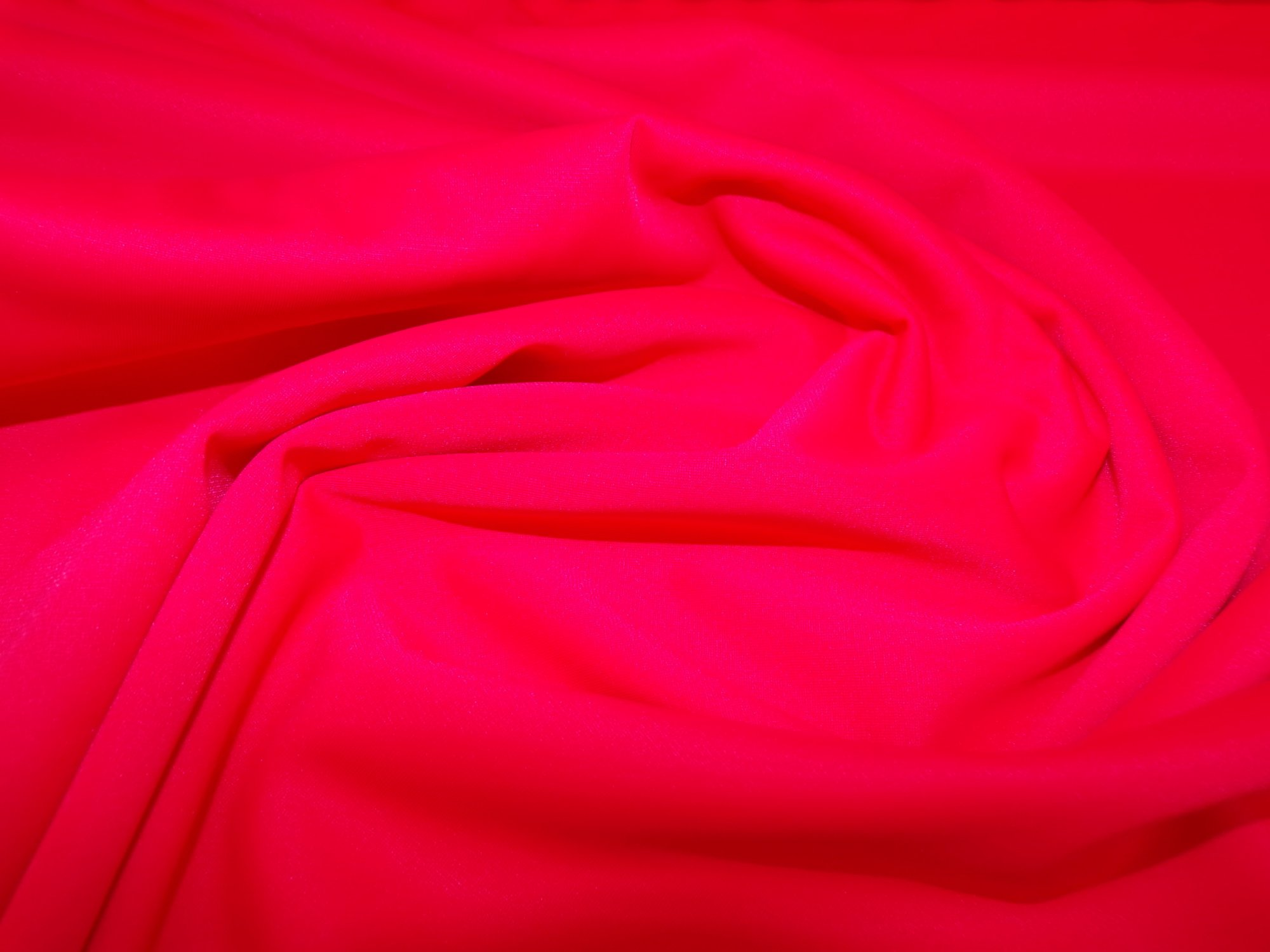 Nylon Lycra Swimwear - Red