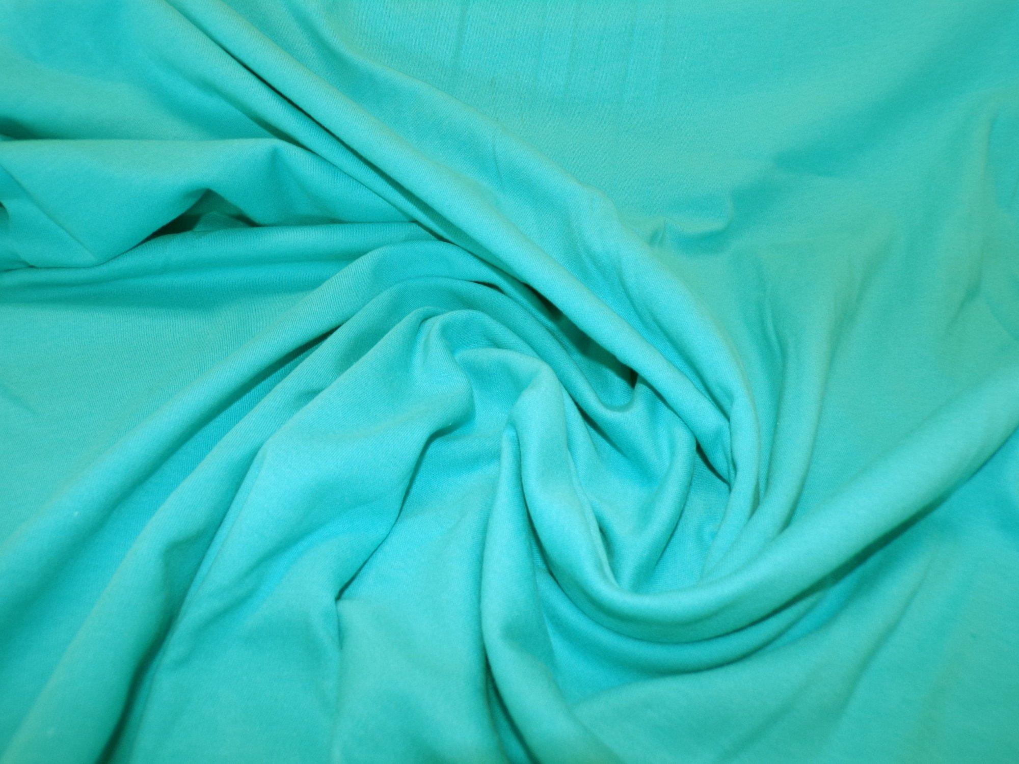 Nylon Lycra Swimwear - Turquoise