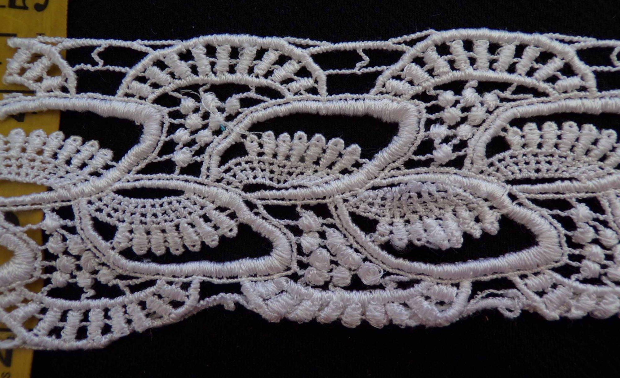 2 1/2 Venice Lace - Ivory