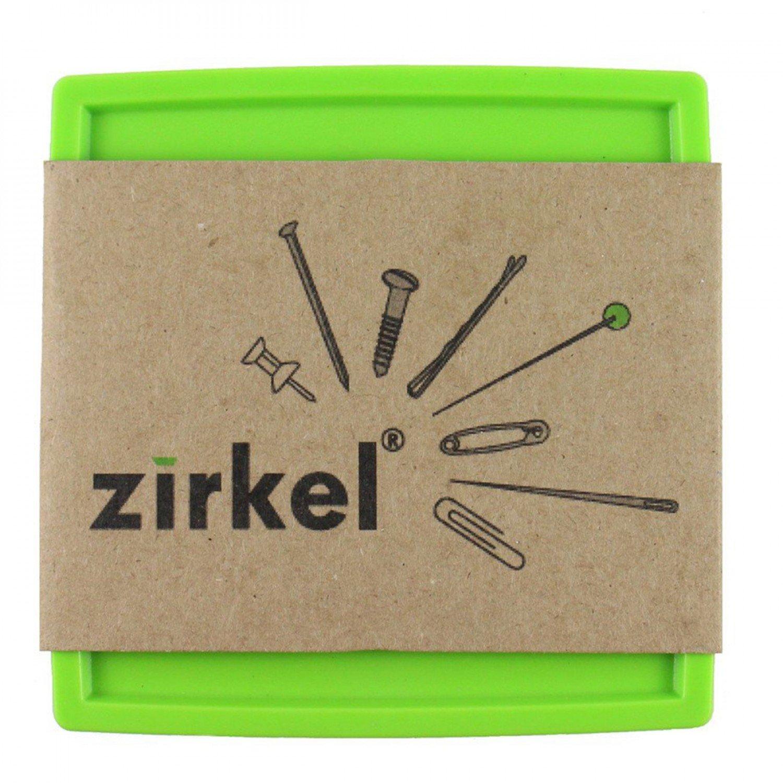 Zirkel Magnetic Pincushion Lime Green