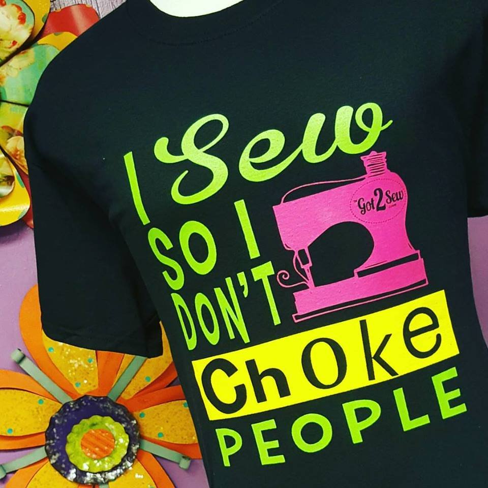 Choke T-Shirt