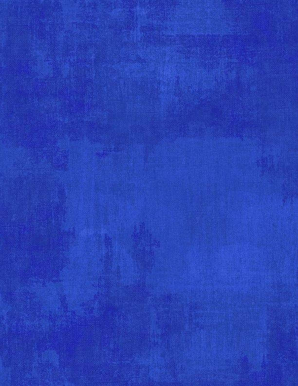 Wilmington Prints Essentials Dry Brush Royal Blue 89205 440