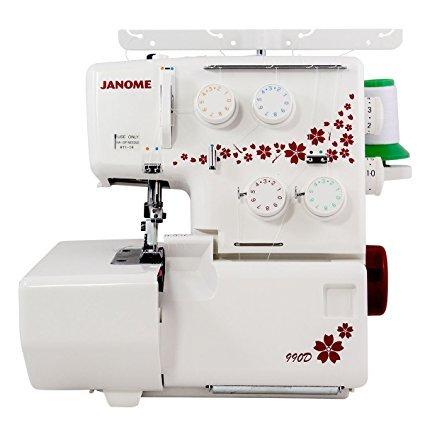 Janome 990D Serger