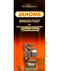 Janome 7 mm Binder Foot