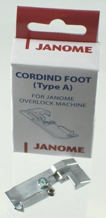 Janome Type A Cording Foot