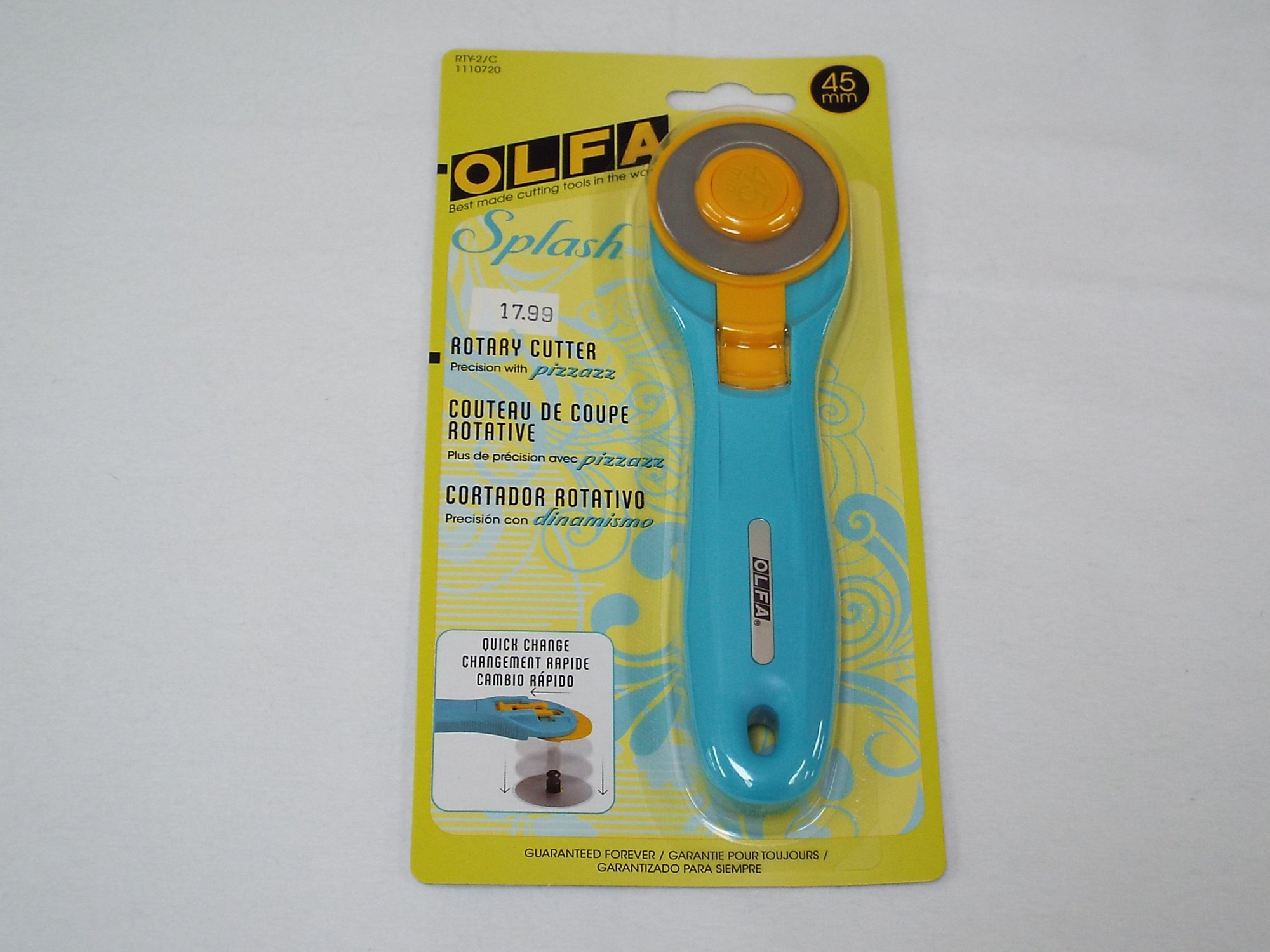 45mm Splash Rotary Cutter
