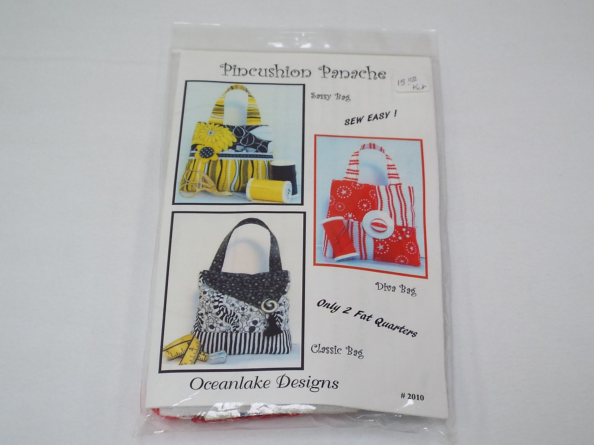 Pincushion Panache Kit