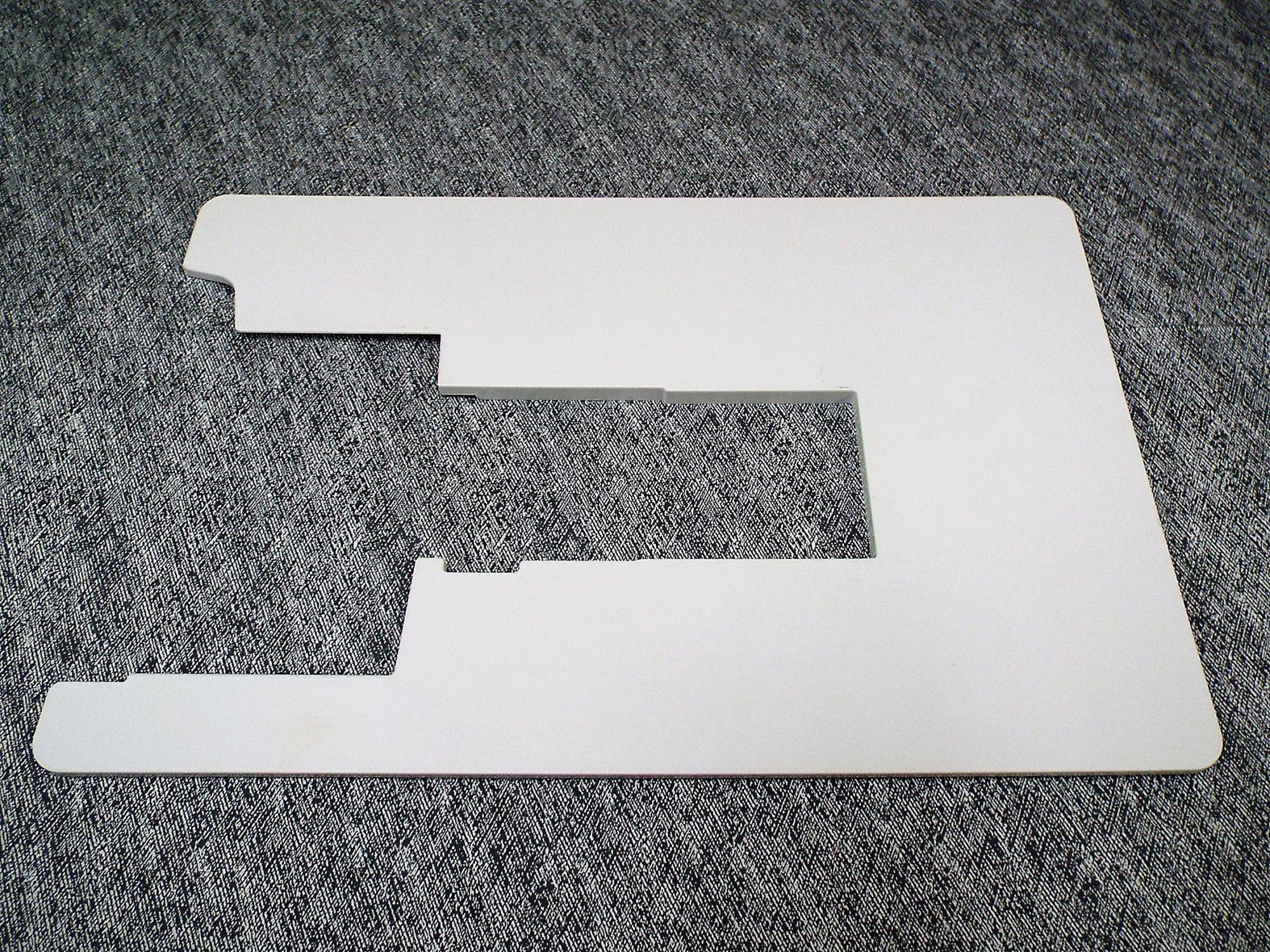 Janome Insert Plate F