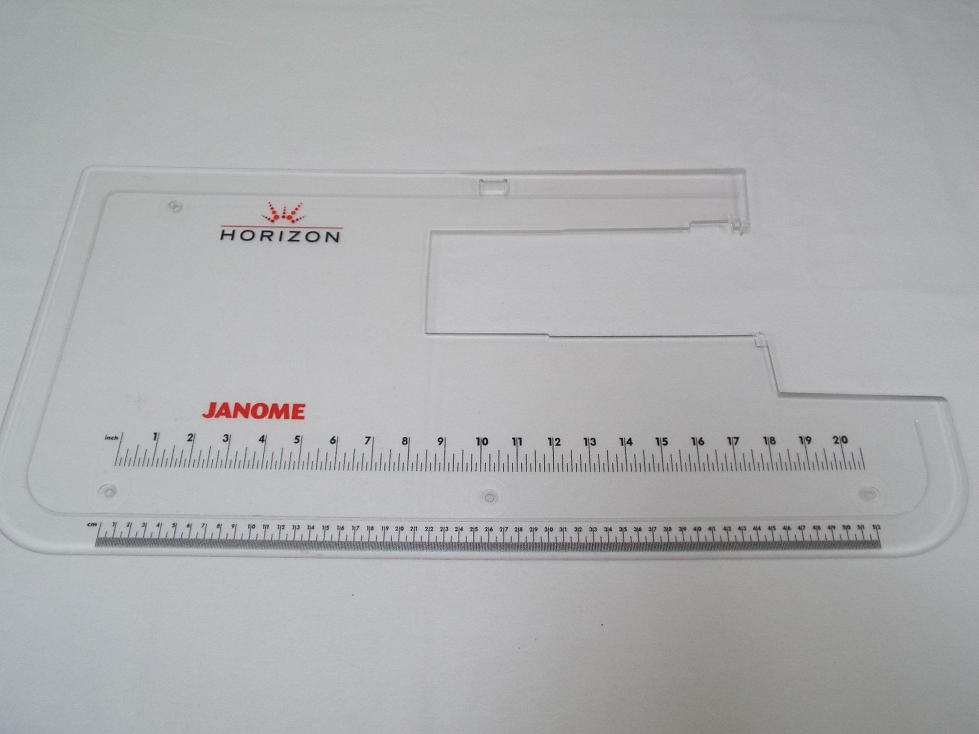 Janome MC 12000 Extension Table