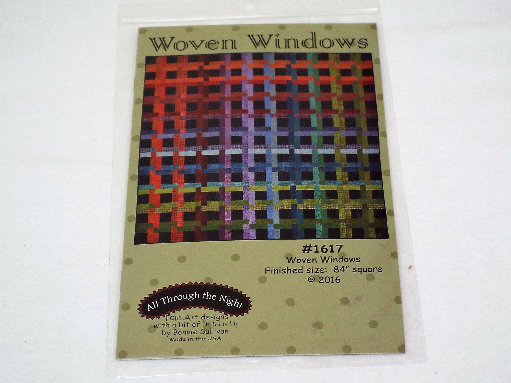 Woven Windows  Kit