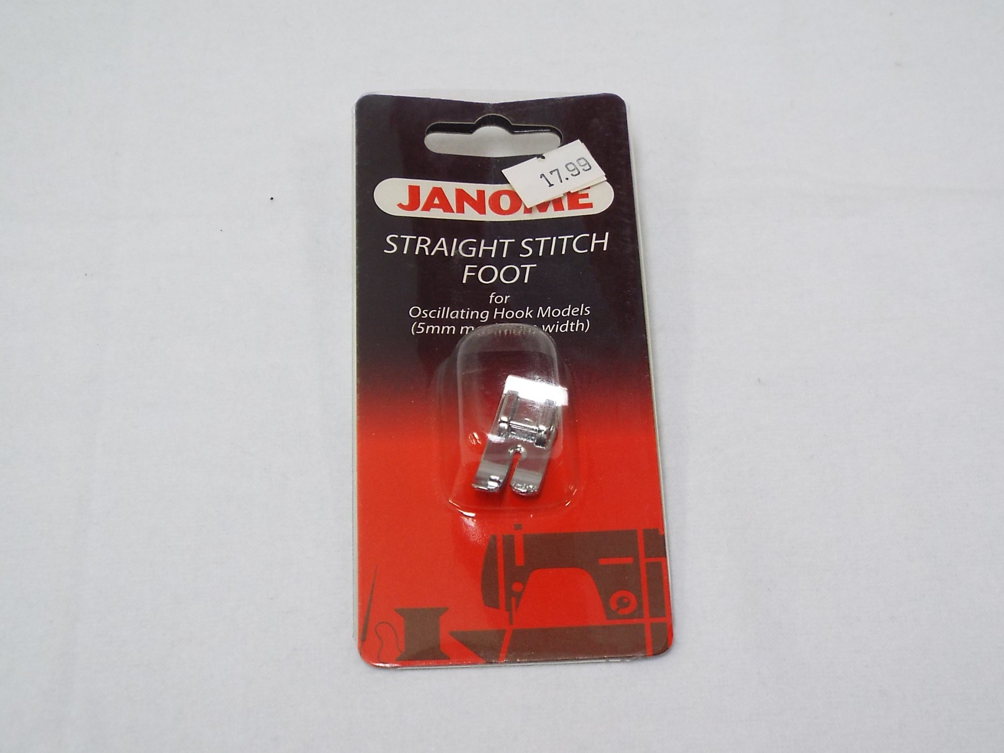 Janome 5 mm Straight Stitch Foot