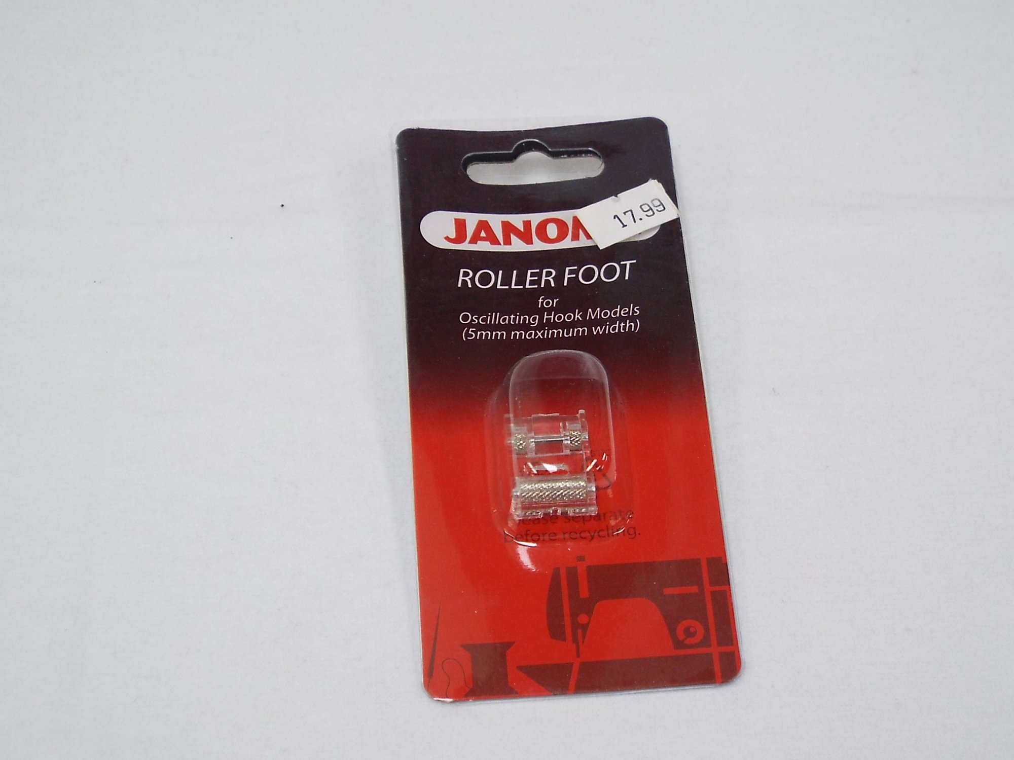 Janome 5 mm Roller Foot