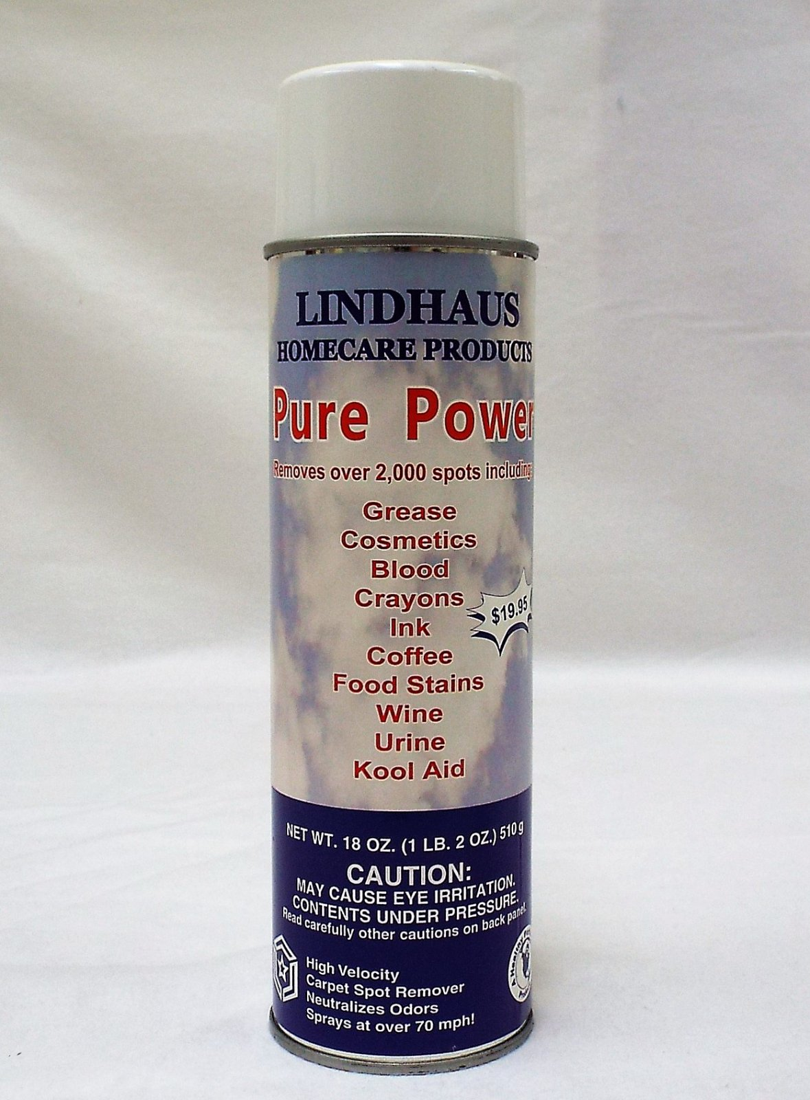 Lindhaus Pure Power Velocity