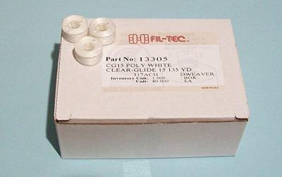 Fil-Tec  White Pre-wound Bobbins