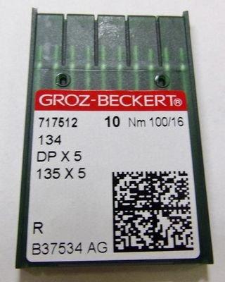 Groz-Beckert Needles 134 DP X 5