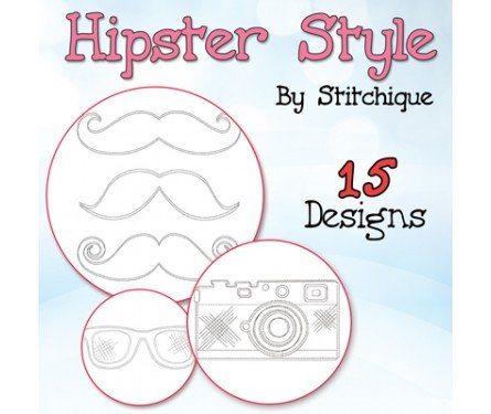 Hipster Style by Stitchique