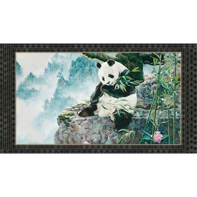 Imperial Panda Panel #25