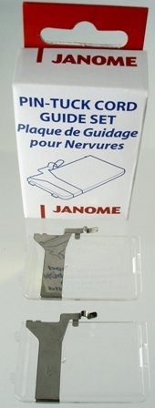 Janome Pin Tuck Cord Guide Set