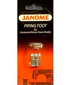 Janome 7 mm Piping Foot