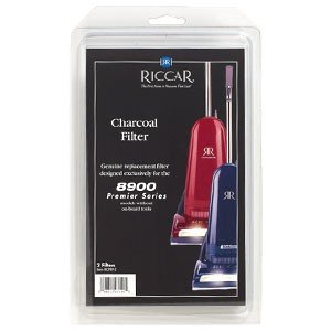 Riccar Charcoal Filters 8900 Series (without tools)