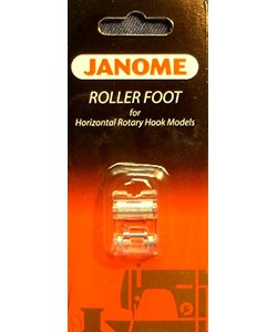 Janome 7 mm Roller Foot