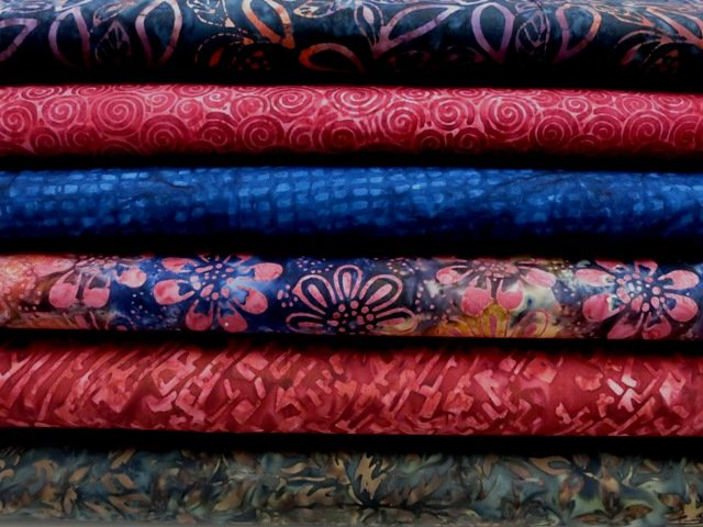 Timeless Treasures Batiks