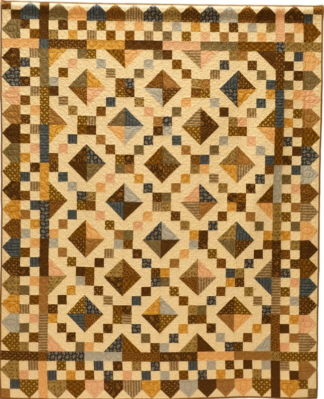 Quilted Gems - Traditional