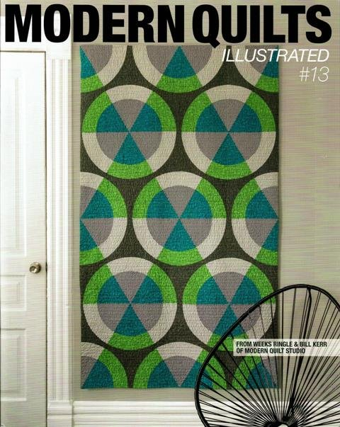 Modern Quilts Illustrated #13