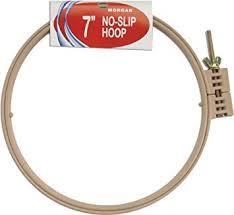 7 No-Slip Hoop by Morgan