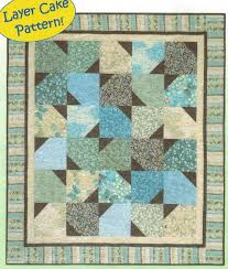 Butter Cake Quilt Pattern by Cozy Quilt Designs